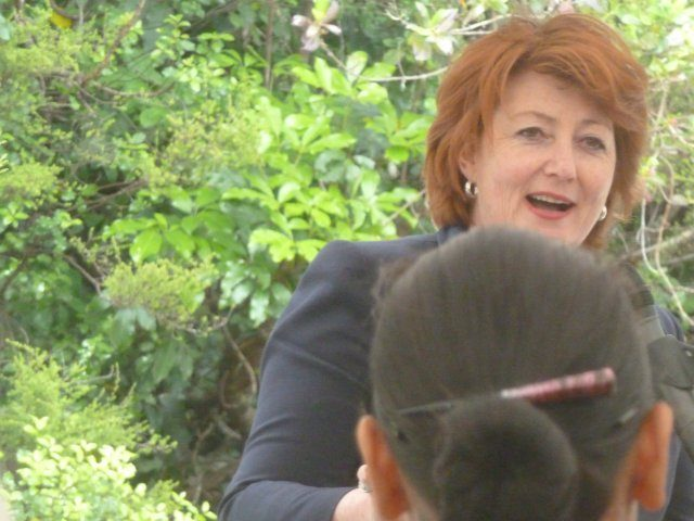 Maggie Barry, Minister of Conservation