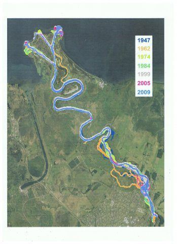 The Lower River mapped