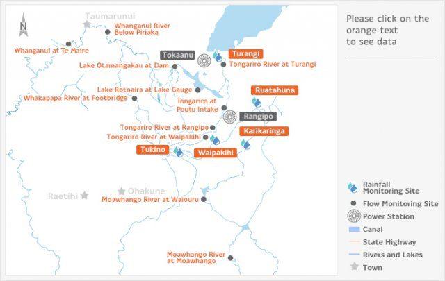 Tongariro_Map