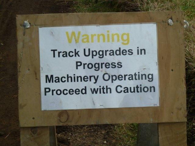 p1020491-jpg  Signage in use while upgrade progresses