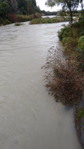 From the Major Jones Bridge upstream to the Hydro Pool