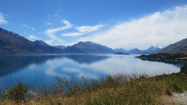 Lake Snot found in Lake Wanaka