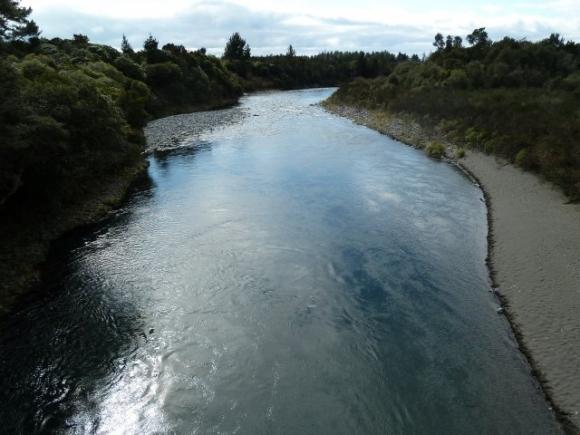 Red Hut Downstream