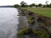9. Te R beach looking east from toilet 27 10 2007