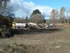 WRC. 3 trucks, 2 diggers, 1 bulldozer