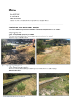 WRC Flood Scheme Asset Maintenance 2019