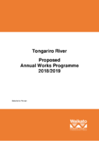 Annual Works Programme 2018-19
