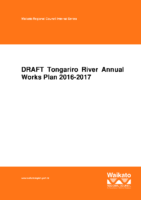 Annual Work Plan 2016-17